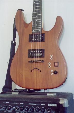 You could get some constructive ideas about changing the appearance of your guitar. & Guitar Wiring Site VI